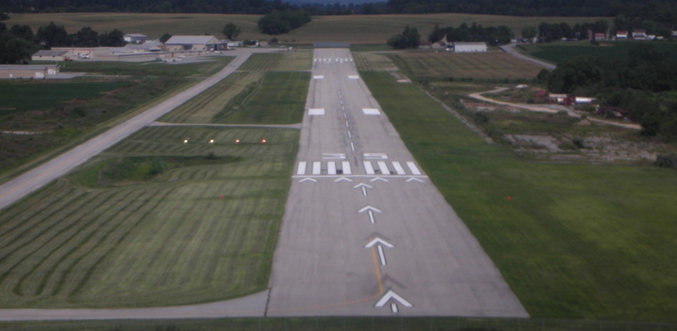 Airport Runway Markings & Maintenance in the Mid-Atlantic