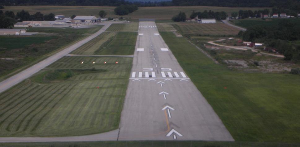 Airport Runway Markings, Retexturing & More in the Mid-Atlantic