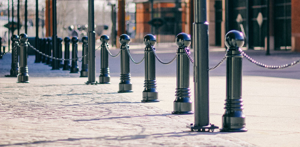 Architectural & Decorative Bollards in the Mid-Atlantic