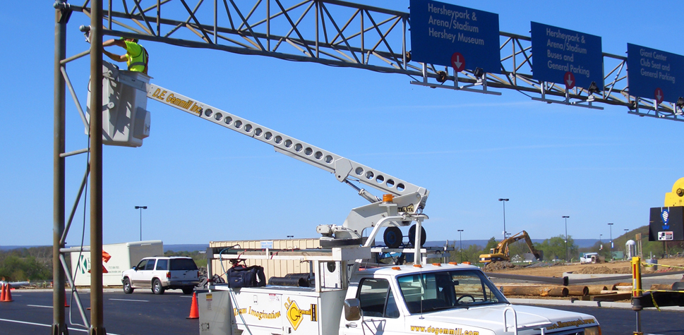 Sign Manufacturing & Installation in the Mid-Atlantic