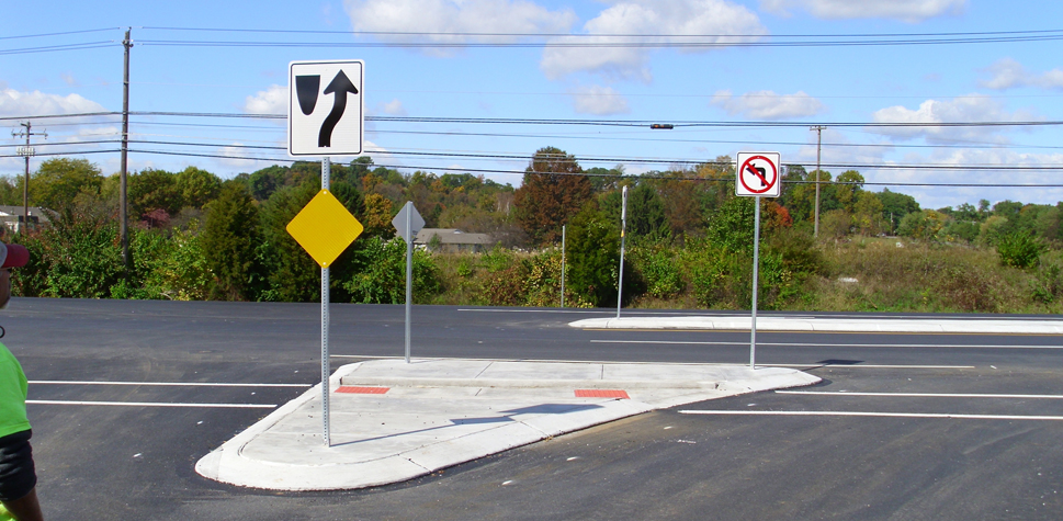 Temporary Traffic Control Signs in PA & MD