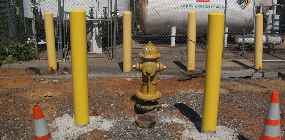 Protective & Security Bollards in Pennsylvania and Maryland