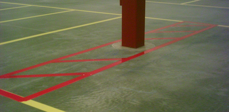 Interior Warehouse & Floor Markings in PA & MD