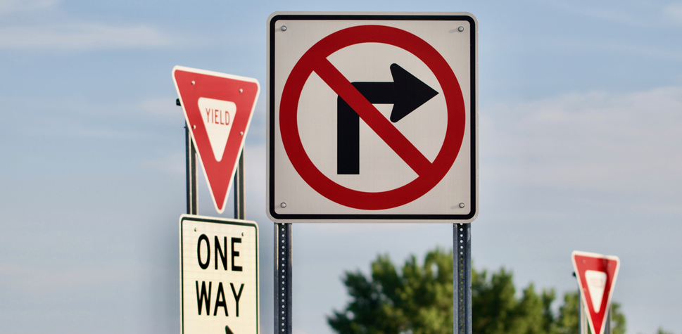 Traffic Sign Posts & Stands in PA, MD & beyond