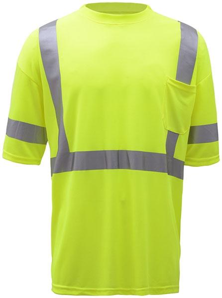 Class 3 Hi Vis Short Sleeve T-Shirt