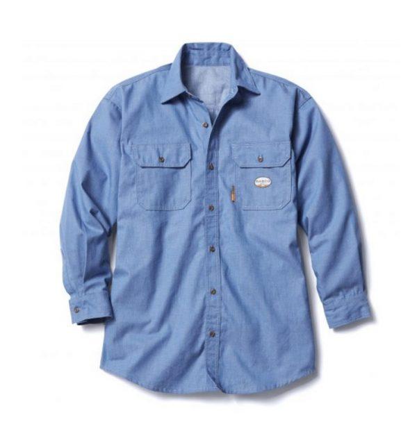 Rasco FR 6oz Chambray Shirt