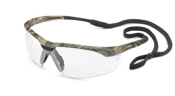 Conqueror Classic Camo Safety Glasses