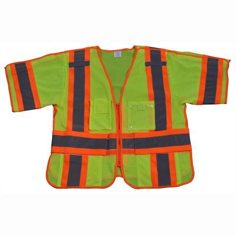 Class 3 Breakaway 2 Tone Deluxe Vest