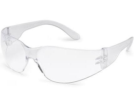 Starlite SM Clear AntiFog Safety Glasses
