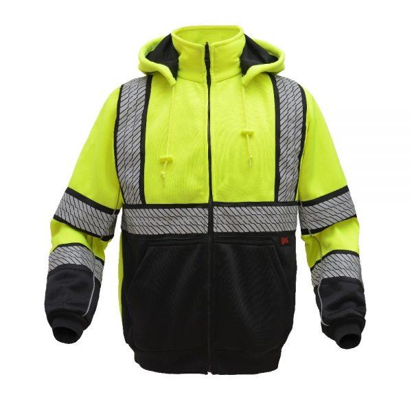 Onyx Class 3 Winter Sweatshirt w/ Fabric Protection