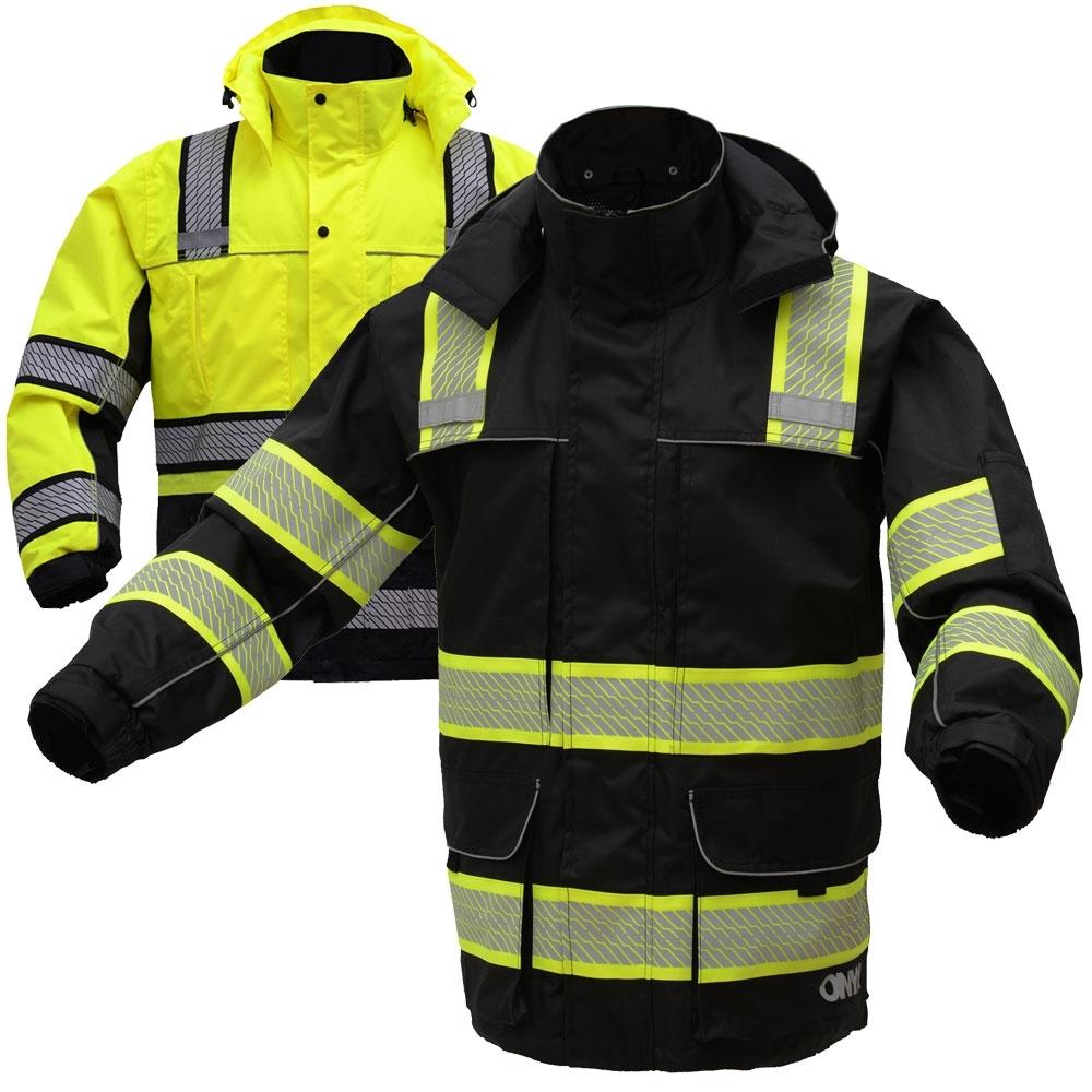 Safety & Hi-Vis Outerwear