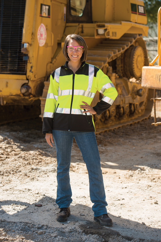 Women's Safety & Hi-Vis Outerwear