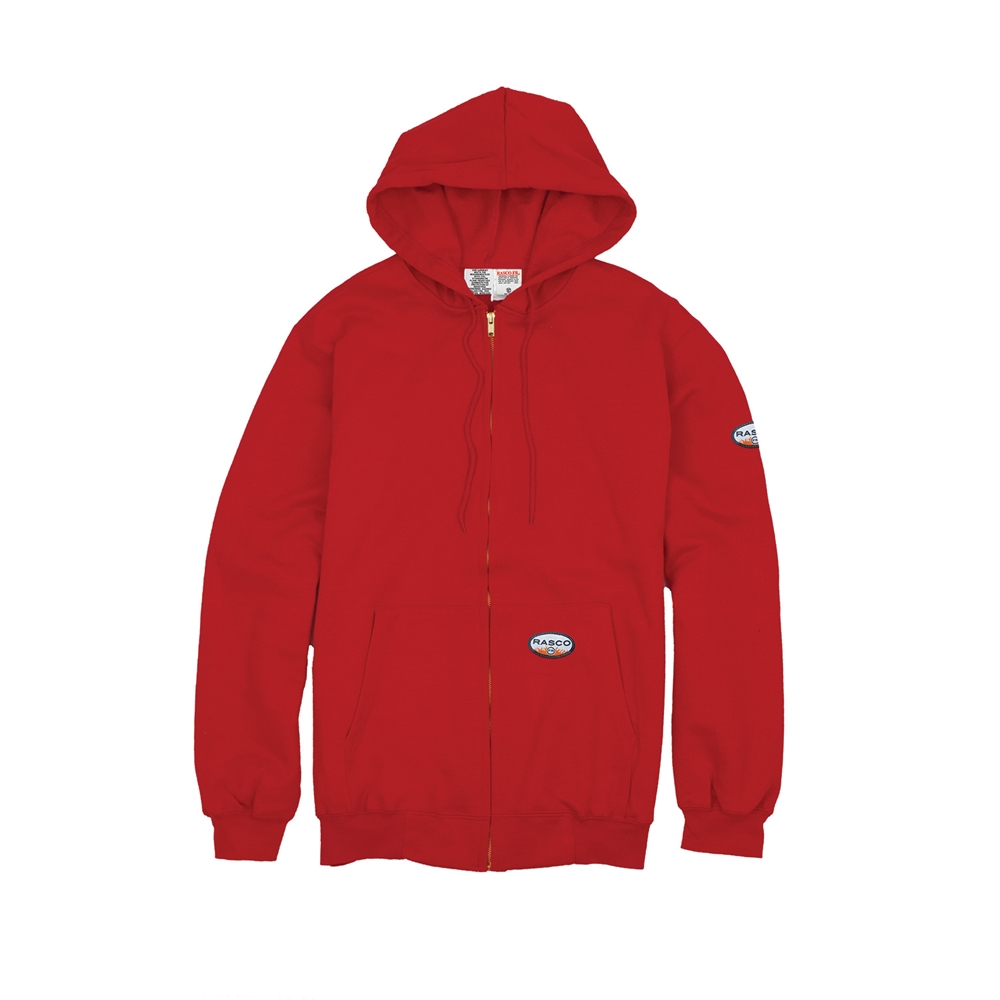 cafe333a2fdd Rasco FR Hooded Zip-Up Sweatshirt- 5 Colors For Sale