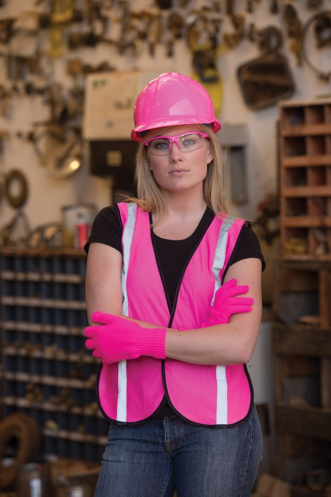 Women's Hard Hats & Head Protection