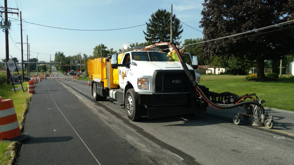Hydroblasting & Line Removal in Central PA, Baltimore & Beyond