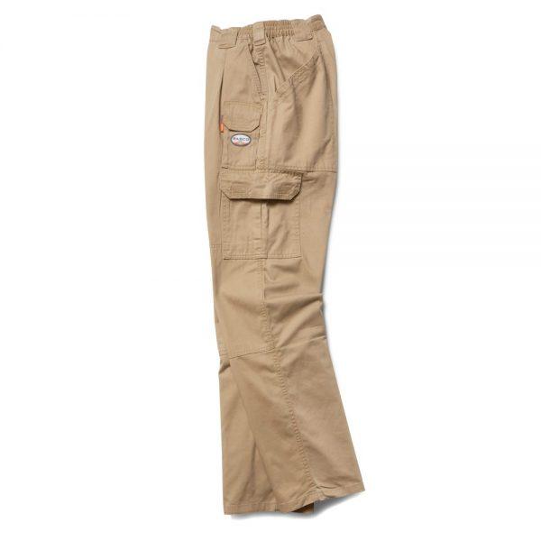 Rasco FR Khaki Field Pants 7.5oz