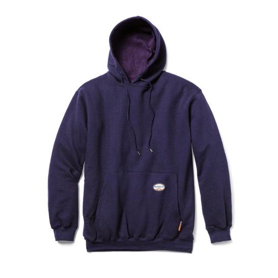 Rasco FR Hooded Pullover Sweatshirt (2 Colors) - Fire Resistant Pullover Hoodie