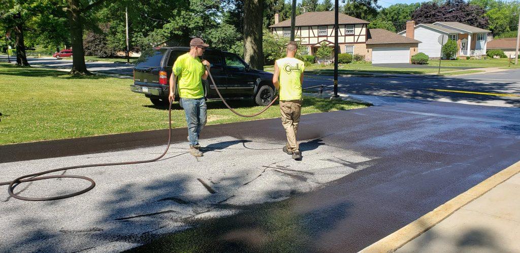Sealcoating & Pavement Maintenance in Pennsylvania & Beyond