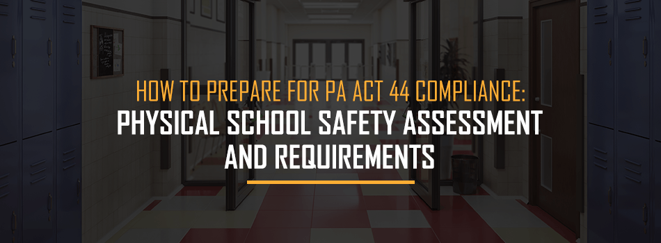 how to prepare for pa act 44 compliance