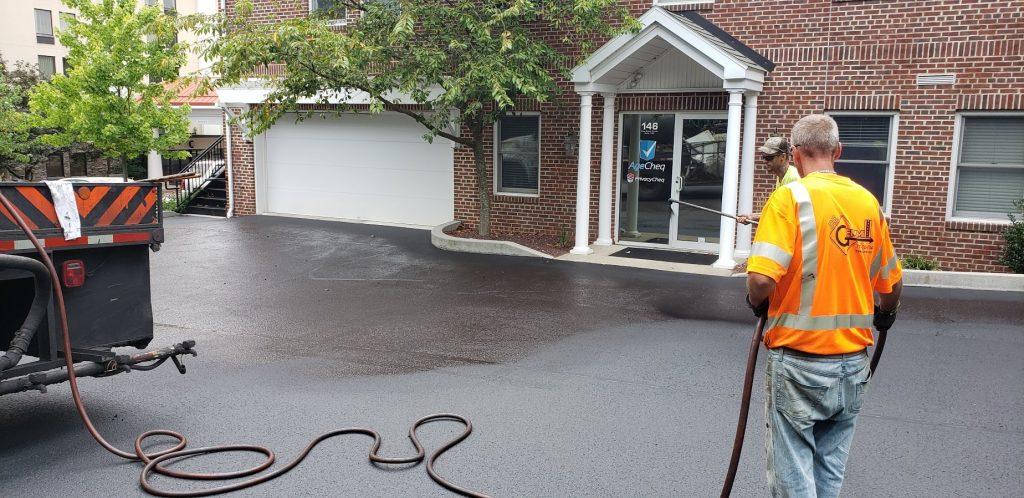 asphalt sealing company york, pa