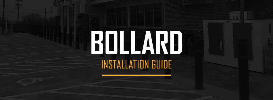 bollard installation guide
